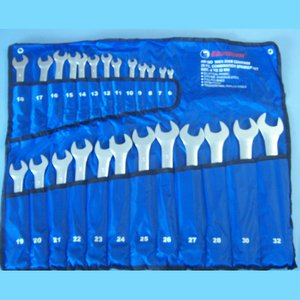 25PC Eastman Combination Spanner Set