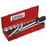 3/4 Drive - Box Socket Set