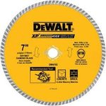 Circular Diamond Saw Blade - 7 Inch