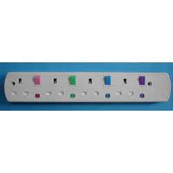 Electrical Multi-Plug Extentions