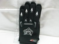 Motorcycle Gloves Full Finger Strap