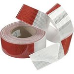 Reflective Trailor Tape Red/white