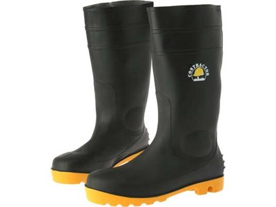 Safety Gum Boots - Steel Toe