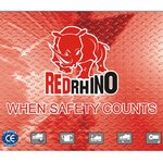 Safety Shoes Red Rhino (Low Cut)