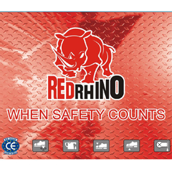 Safety Shoes Red Rhino