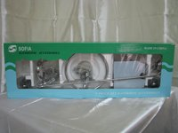 Bathroom Accessories- 6 pc Set