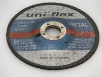 Uniflex Metal Cutting Disc