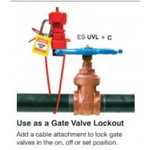 Universal Valve / Cable Lockout