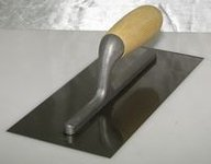 Wood Handle Plastering Trowel
